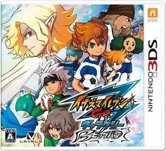 New-Japan-Import-Nintendo-3DS-Inazuma-Eleven-GO-Galaxy-Big-Bang-GAME
