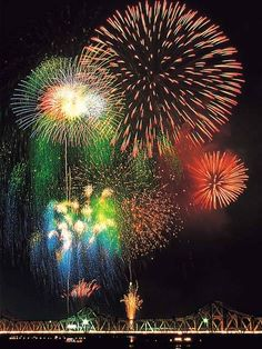 Firework in Nagaoka.I want to go see this place one day. Please check out my website Thanks.  www.photopix.co.nz