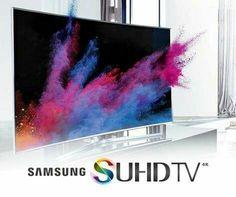 Samsung SUHD UltraHD SmartTV