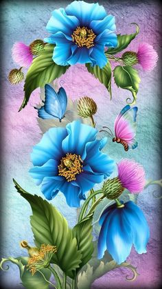 Pin by Vishal Kumar on Beautiful flowers wallpapers in 2019 Flower Background Wallpaper, Flower Phone Wallpaper, Butterfly Wallpaper, Flower Backgrounds, Colorful Wallpaper, Cellphone Wallpaper, Iphone Wallpaper, Wallpaper Backgrounds, Beautiful Flowers Wallpapers