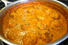 Vegan Malai Kofta Recipe on Yummly. Vegan Indian Recipes, Veg Recipes, Vegetarian Recipes, Healthy Recipes, African Recipes, Recipies, Vegan Foods, Vegan Dishes, Vegetarian Comfort Food
