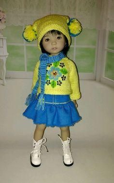 "OOAK Outfit for Dolls Dianna Effner Little Darling 13""   eBay"