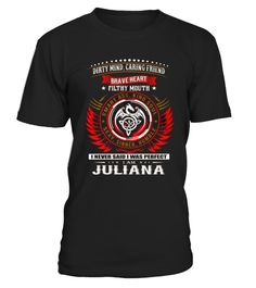 # Top Shirt for Perfect JULIANN  front .  shirt Perfect JULIANN -front Original Design. Tshirt Perfect JULIANN -front is back . HOW TO ORDER:1. Select the style and color you want:2. Click Reserve it now3. Select size and quantity4. Enter shipping and billing information5. Done! Simple as that!SEE OUR OTHERS Perfect JULIANN -front HERETIPS: Buy 2 or more to save shipping cost!This is printable if you purchase only one piece. so dont worry, you will get yours.