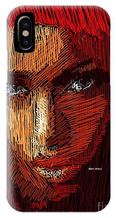 Studio Portrait In Pencil 61 IPhone Case