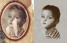 Old Photo Restoration Tutorials