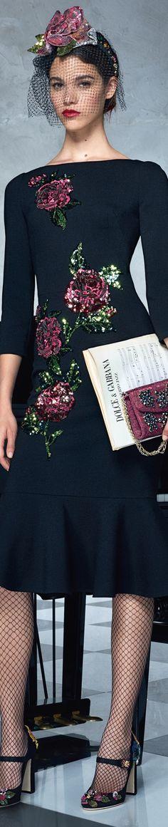 Dolce and Gabbana SS 2017 dolce and gabbana.com