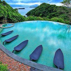 The Tugawe Cove Resort in Caramoan, Camarines Sur, Philippines