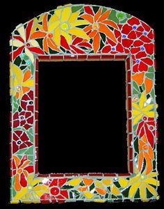Mosaic mirrors mosaic tables mosaic accessories