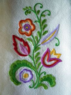 hand embroidery--awesome!