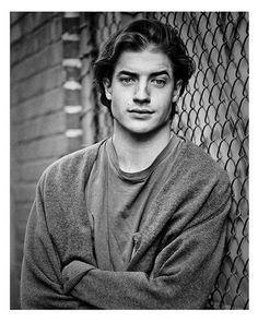 brendan fraser black and white - Cerca con Google