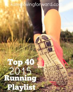 The best upbeat songs from 2015 to run or workout to! These tunes will get you moving!