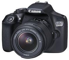Canon EOS 1300D : quoi de neuf ?