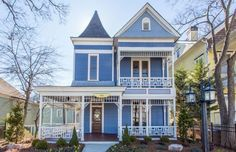 For Victorian Fans, This Grand Dame in Grant Park Kills It - Historic Possibilities - Curbed Atlanta