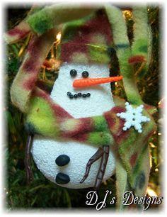 Dee Dee's Craft Spot: Snowman, Snowman...