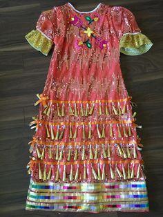Native American Dress, Native American Regalia, Native American Beadwork, Native American Fashion, Powwow Beadwork, Powwow Regalia, Dance Outfits, Dance Dresses, Jingle Dress Dancer