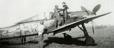 Fw190 D-9 Black 12 of II/JG6