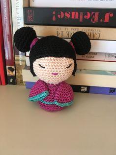 """Hanako"", tejida por Carmenchu Crochet Hats, Street, Tejidos, Patterns, Knitting Hats"