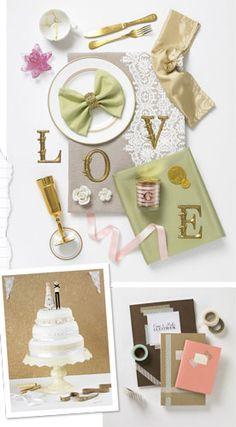 Wedding planning inspiration!