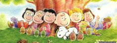Peanuts Facebook Covers | Peanuts Snoopy Charlie Cover
