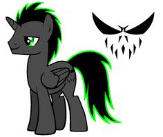 Name: Black Shadow Gender: Stallion Type: Alicorn Special talent: Teleportation Bio: He's not from the royal family. My OC Black Shadow Mlp Adoption, Shadow Wings, My Little Pony Characters, Fictional Characters, Imagenes My Little Pony, Adoption Center, Black Shadow, My Little Pony Friendship, Character Design