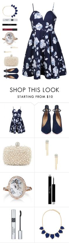 """""""inner beauty"""" by ouchm4rvel ❤ liked on Polyvore featuring Ally Fashion, Christian Louboutin, Roger Vivier, Rebecca Minkoff, Monique Péan, Arbonne, Christian Dior and Forever 21"""