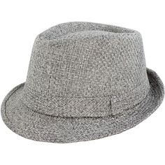 9822d71ba57 Go a little retro with this classic fedora hat for men from Faddism.  Whether you