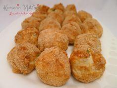 Ispanaklı Top Börek Tarifi - Kevser'in Mutfağı - Yemek Tarifleri