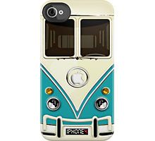Blue Volkswagen VW cartoons iphone 4 4s, iPhone 3Gs, iPod Touch 4g case iPhone Case by Pointsale store