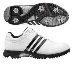 Adidas Ladies W adiCOMFORT 2 Golf Shoes - White/Black