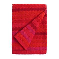 Marimekko Rasymatto Bath Towel Red