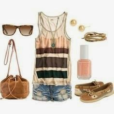 Clothes Casual Outift for teens 2014