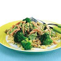 Recept - Macaroni met ham en broccolisaus - Allerhande