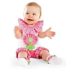 Lovable baby outfit