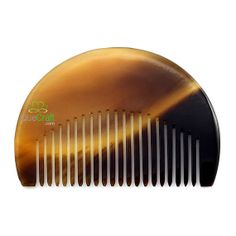 Organic Horn Hair Comb Handmade by quecraft on Etsy