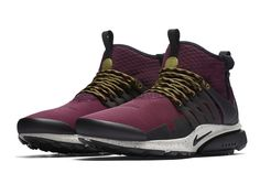 4a09c1ab7 Nike Air Presto Mid Utility  Three Upcoming Colorways for Fall Winter 2017