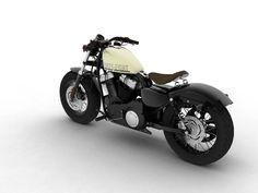harley davidson 2014 models | Harley-Davidson XL1200 Sportster Forty-Eight 2014 3D Model .max .obj ... #harleydavidsonsportsterfortyeight