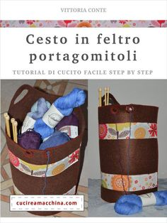 Come cucire una Soho Bag Straw Bag, Diy And Crafts, Reusable Tote Bags, Couture, Sewing, Free, Cover, Beauty Case, San Valentino