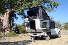 Ford Ranger Safari Camper