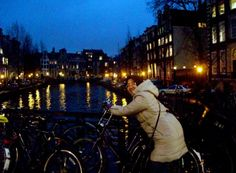 Amsterdam- The Beautiful City of Canals.