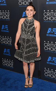 All the Red Carpet Looks From the Television Critics' Choice Awards  - ELLE.com