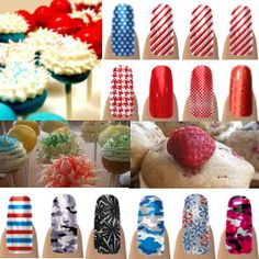 Patriotic Jamberry Party invite