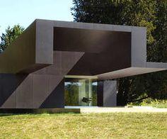 Classy Linear House by Patkau Architects