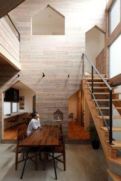 Alacena. Blog de arquitectura, diseño y decoración: Casitas dentro de una casita