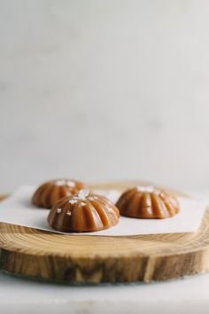 How to make soft salted caramels (with step-by-step .gifs!) | Top With Cinnamon