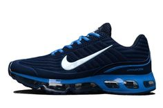 official photos 735c0 e2bb7 Men s UK Nike Air Max 360 KPU TPU Shoes Navy Jade White Trainers UK