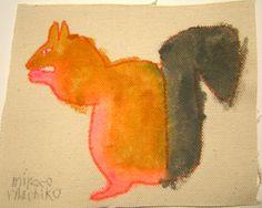 miroco machiko eekhoorn