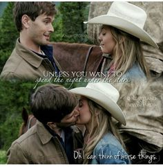 Watch Heartland, Heartland Quotes, Heartland Tv Show, Ty Et Amy, Amber Marshall, Under The Stars, Best Shows Ever, Country Girls, Tv Series