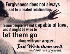 """FORGIVENESS    How Move On & Not Become A """"Bitter Betty"""""""