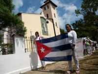 Cuba: Ladies in White Member Slammed on the Pavement Until She Lost Consciousness Catholic Mass, Palm Sunday, Pavement, Slammed, Cuba, Christianity, Beats, Lost, Outdoor Decor