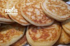 Kahvaltılık Kaşık Dökmesi Tarifi Turkish Breakfast, Pancakes, Food And Drink, Pasta, Brunch Ideas, Recipes, Recipies, Pancake, Ripped Recipes